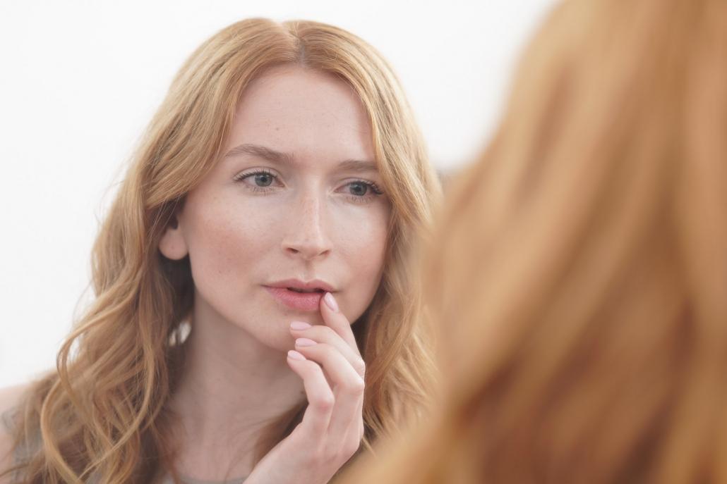 Lippenherpes vorbeugen