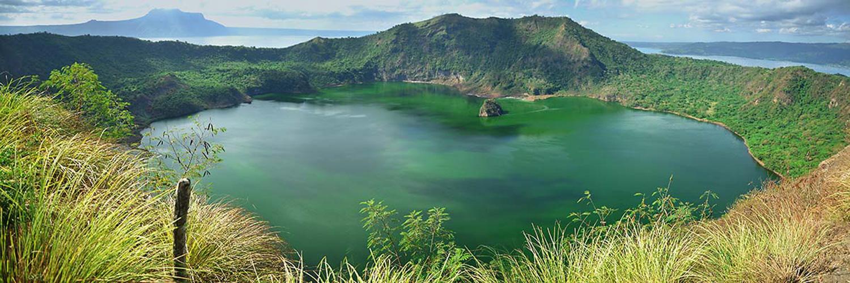 Vulkansee Mikroalgen Spirulina platensis