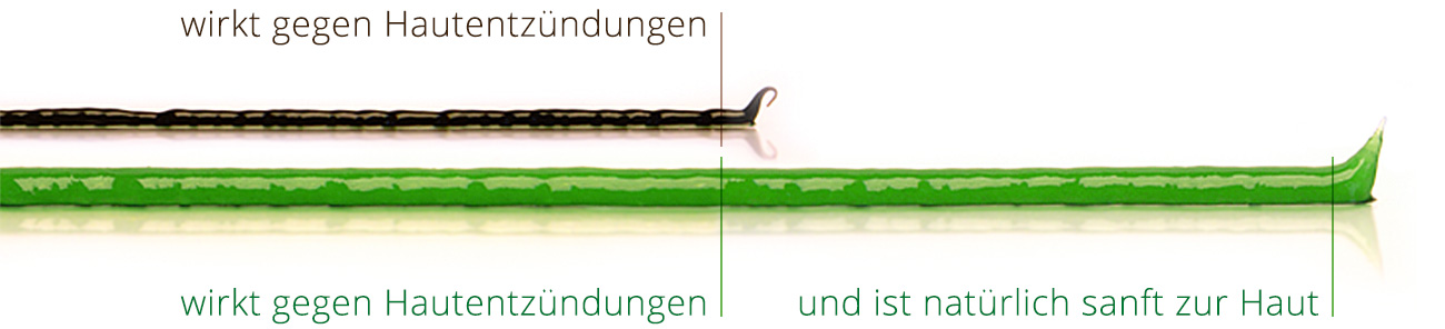 grüne Zugsalbe