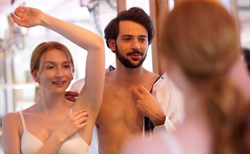 ilon Bodyshave Balsam – Einfache Anwendung