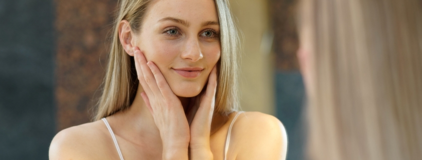Die richtige Hautreinigung