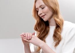 Die richtige Handpflege bei trockenen Händen